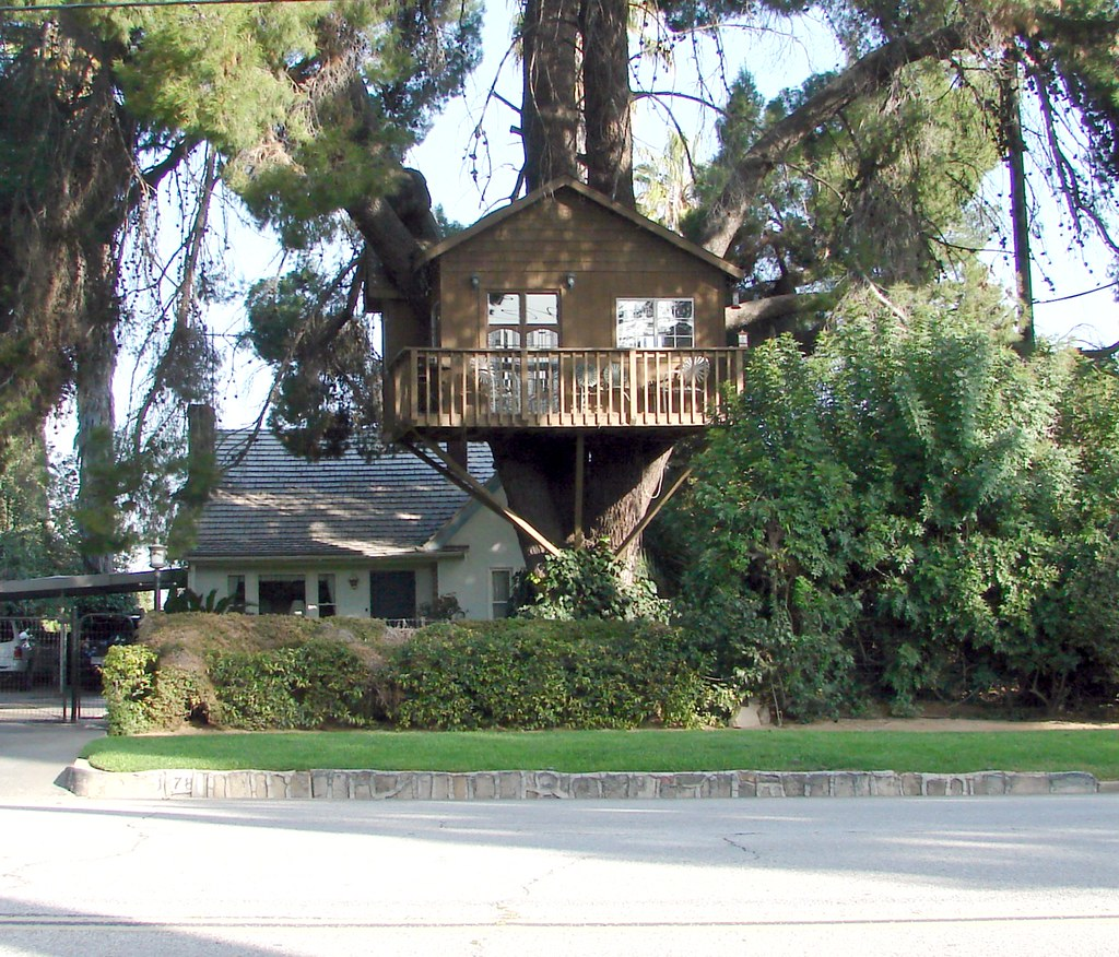 tree house house on cypress redlands 3 2012 by inkknife_2000 8 million