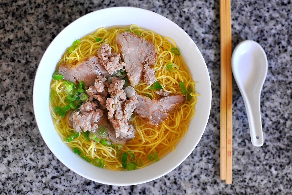 Hu Tieu Mi Vietnamese Pork Noodle Soup Gastronomyblog