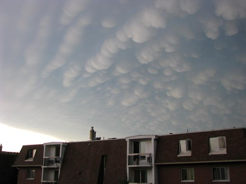 Mammatus Clouds in Regina | by computer_saskboy