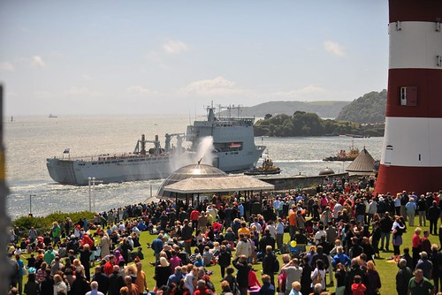 Armed Forces Day National Event in Plymouth | by Defence Images