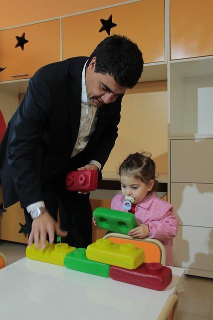 Inauguraci n del jard n maternal n 4 6 10 se realiz la for Adaptacion jardin maternal