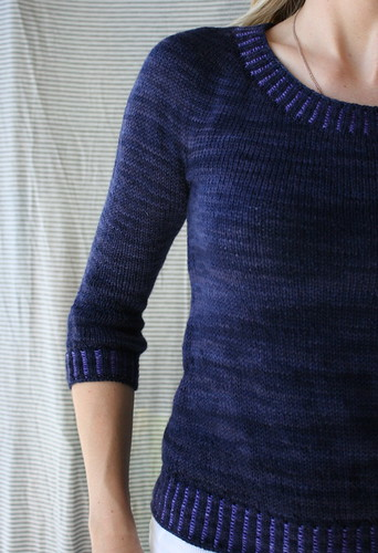 Indicum pullover | by the yarniad