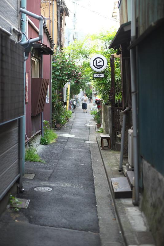 東京路地裏散歩 根津 2016年5月8日