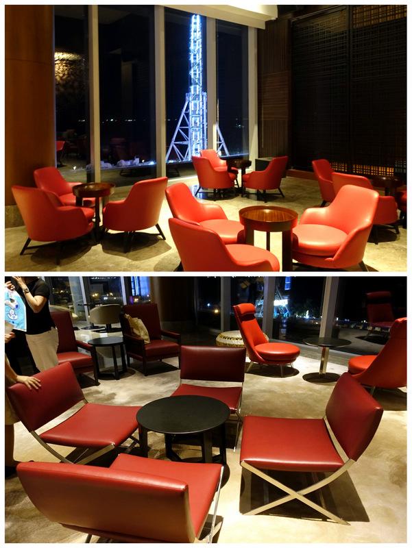 Conrad Manila- C Lounge