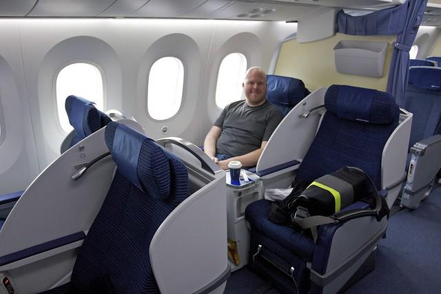 Air Canada Car Seat Size