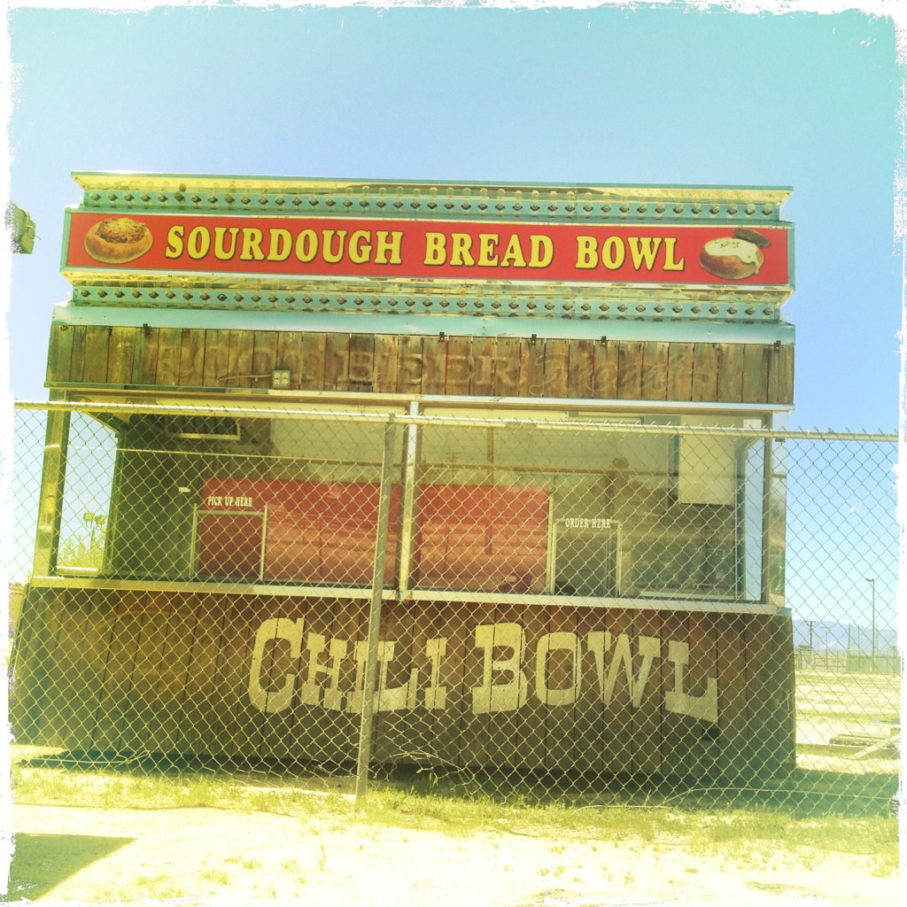 San Bernardino County Fair Sourdough Bread Bowl Food Stand ...