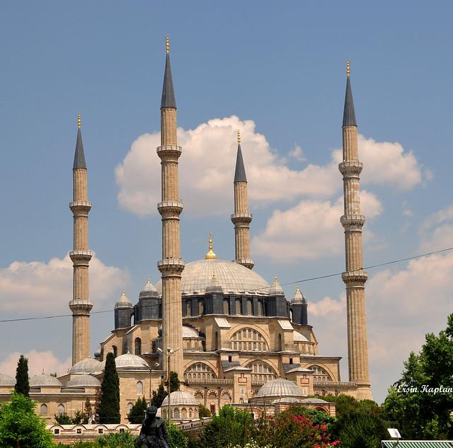 Selimiye Camii-Edirne (Selimiye Mosque-Edirne)  Flickr ...