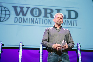 J.D. Roth at World Domination Summit 2012 | by jdroth