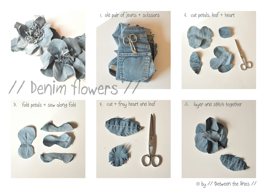Crafts For Jean Scraps