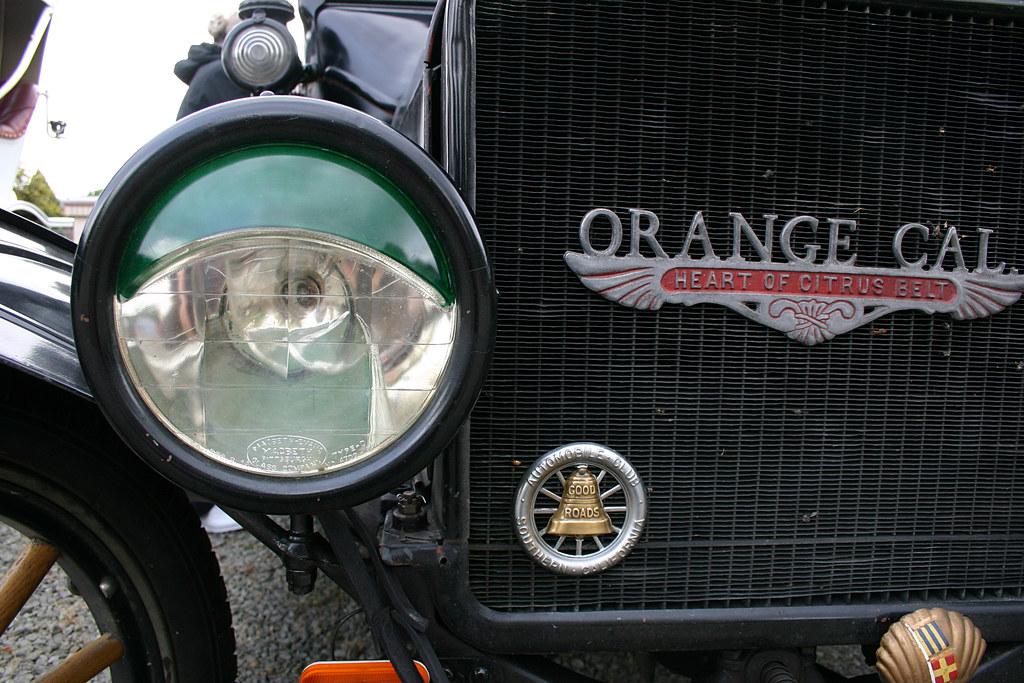 Citrusbelt The Oregon Tour A Gathering Of Vintage Car