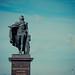 King Gustaf III statue