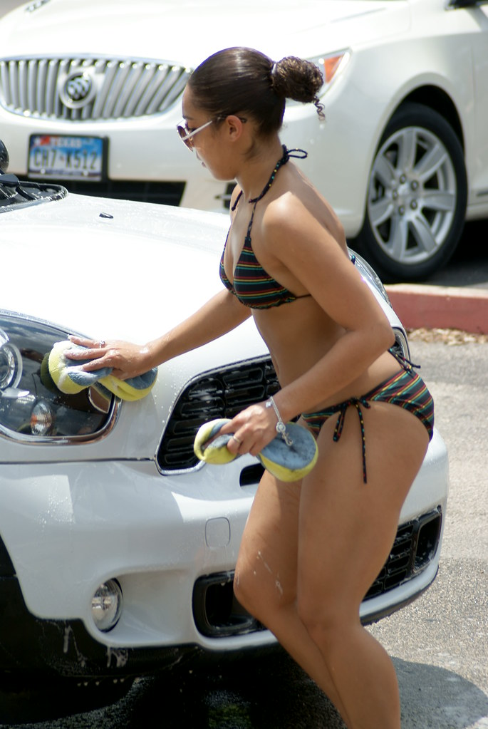 twin peaks bikini car wash markscottaustintx flickr new fashions