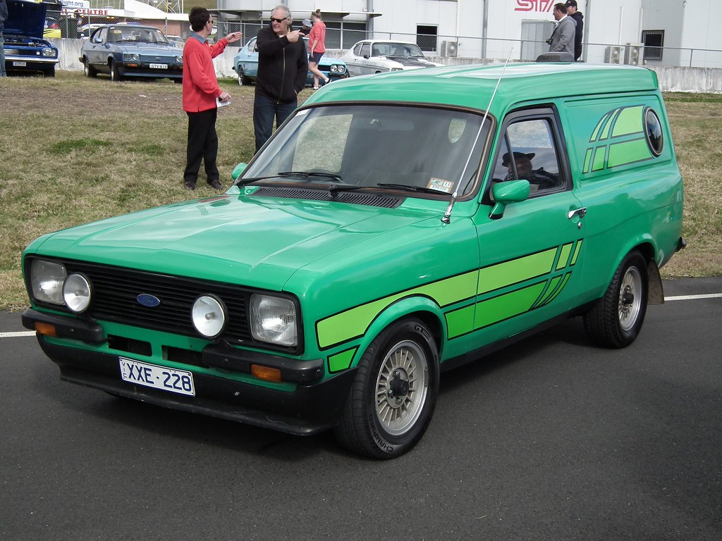 Ford Transit Van >> 1978 Ford Escort Mk II Sundowner panel van | 1978 Ford ...