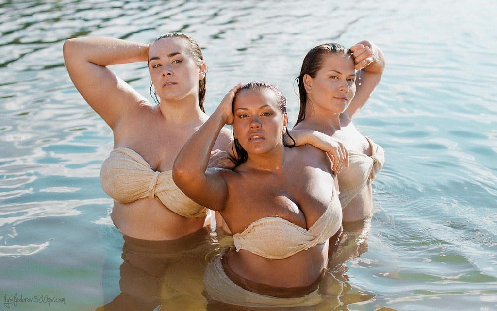 Russian chubby yana 2 outdoors 8