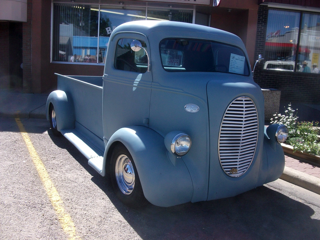 1939 Ford COE truck | This a ex-farm truck turned custom ...