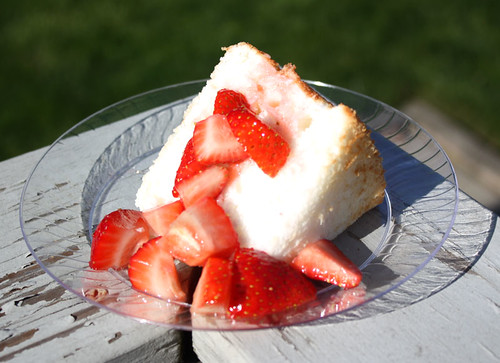 Angel Food Cake | by kjenkinsduffy