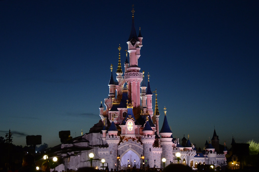 Disneyland Paris  Ans Decoration