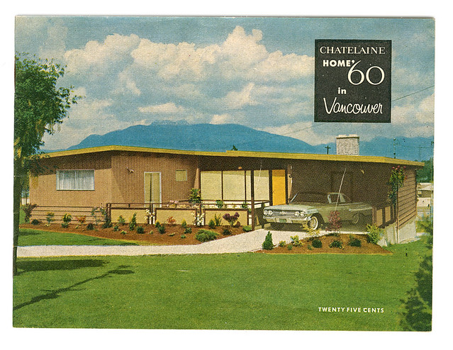 Vancouver architecture 1960 flickr photo sharing for Architecture 1960