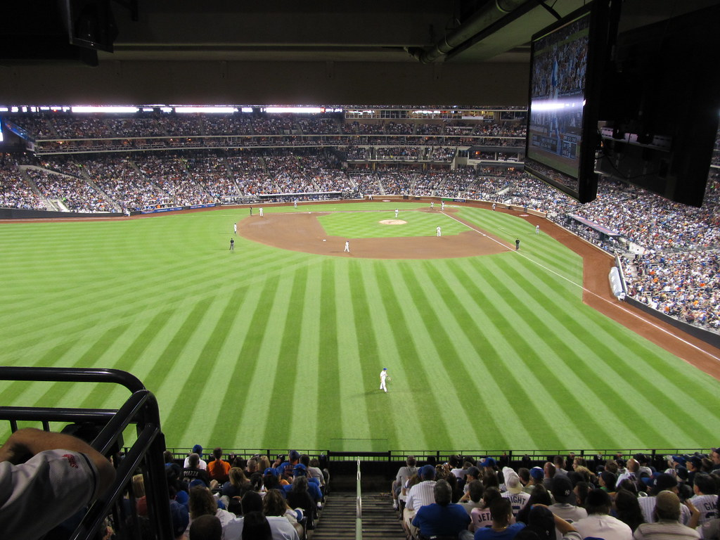 Field View Citi Field 06/24/12 View