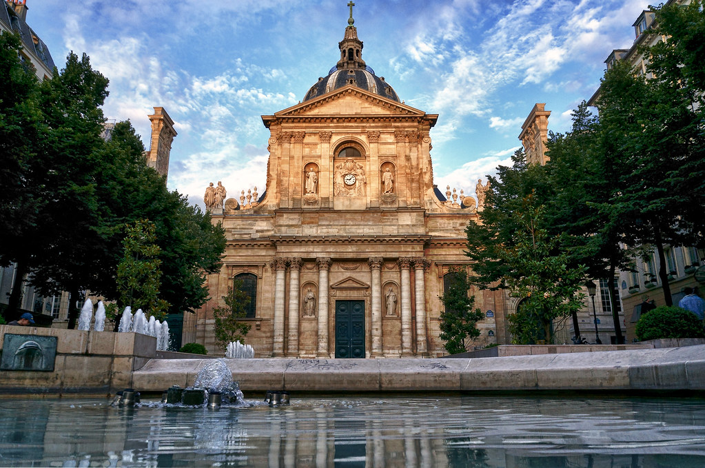 Paris university la sorbonne my facebook for Sorbonne paris