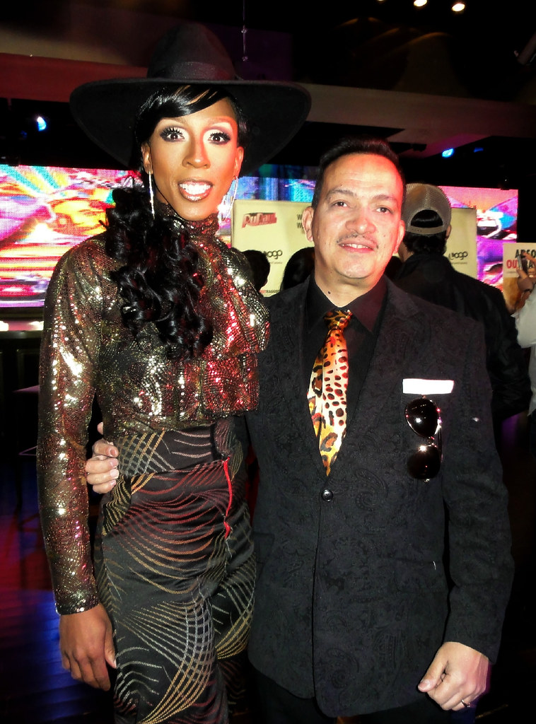 Anthony Rubio Spring Summer 2018 New York Fashion Week: Dwayne Milan And Anthony Rubio Drag Race Finale VIP Party