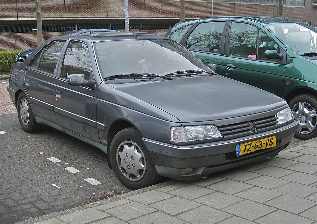 1989 peugeot 405 sri slowly and quietly this type is disap flickr. Black Bedroom Furniture Sets. Home Design Ideas