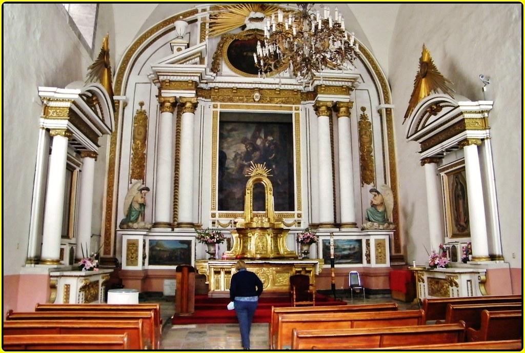 Capilla Del Sagrario Metropolitano  Catedral De Puebla  Pu
