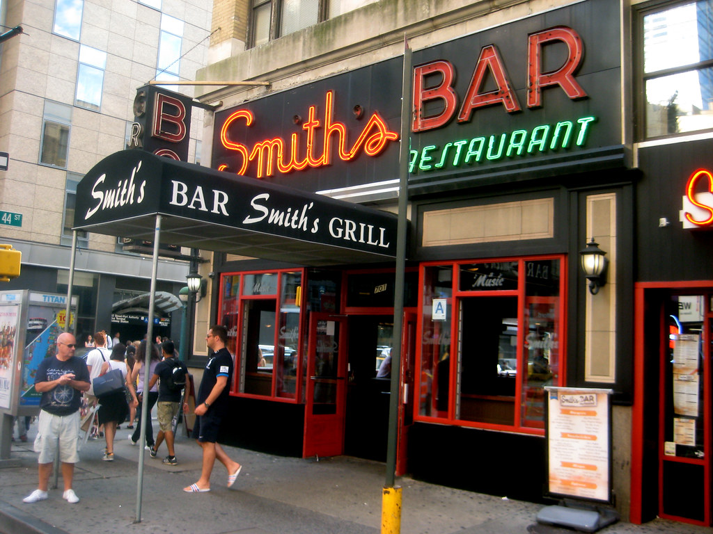 Smith S Hell S Kitchen Bar Restaurant