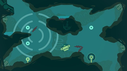 Sound Shapes - Underwater | by PlayStation.Blog