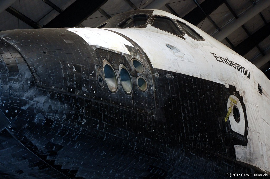 where is endeavour space shuttle right now - photo #20
