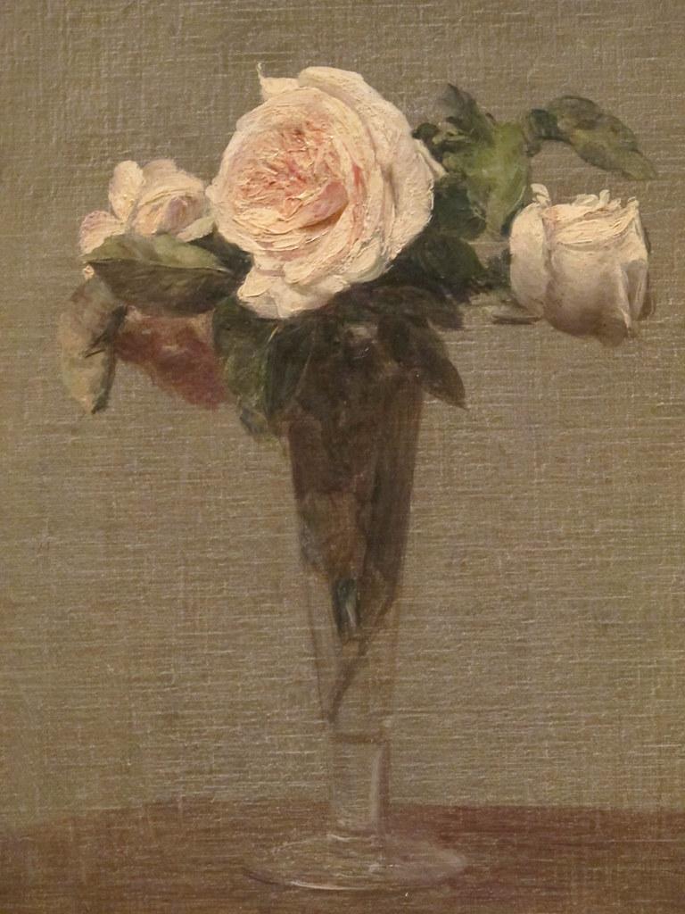 Fleurs, Henri Fantin-L...