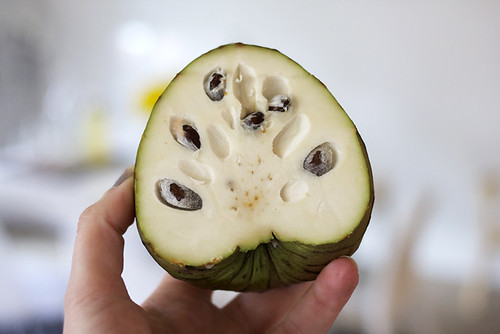 cherimoya fruit | by AMM blog