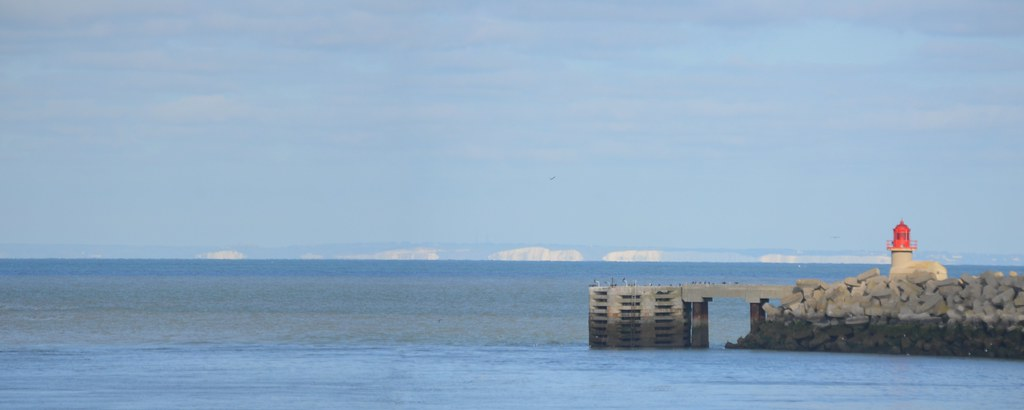 White Cliffs Of Dover From Calais 6 April 2012 7 Flickr