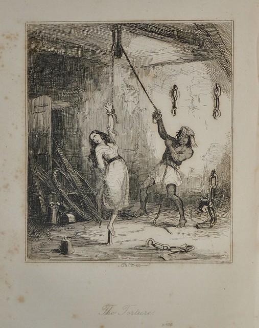 Louisa Calderon Tortured Chronicles Of Crime 1841