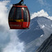 Kitzsteinhorn cable cars travelling to 3029 m altitude