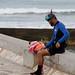 Snorkel Diver - Kuhio Beach Park