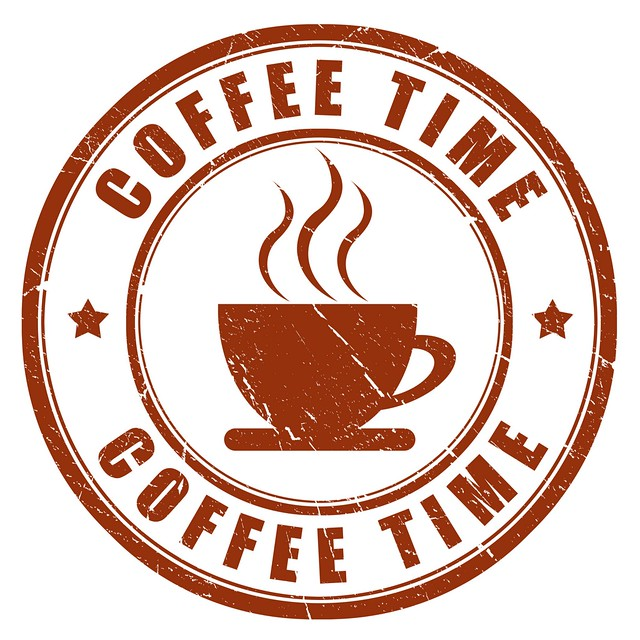 clipart coffee time - photo #16