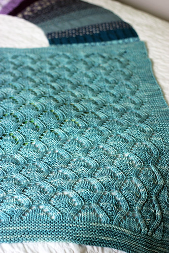 Smooth Sailing Baby Blanket | by tanislavallee