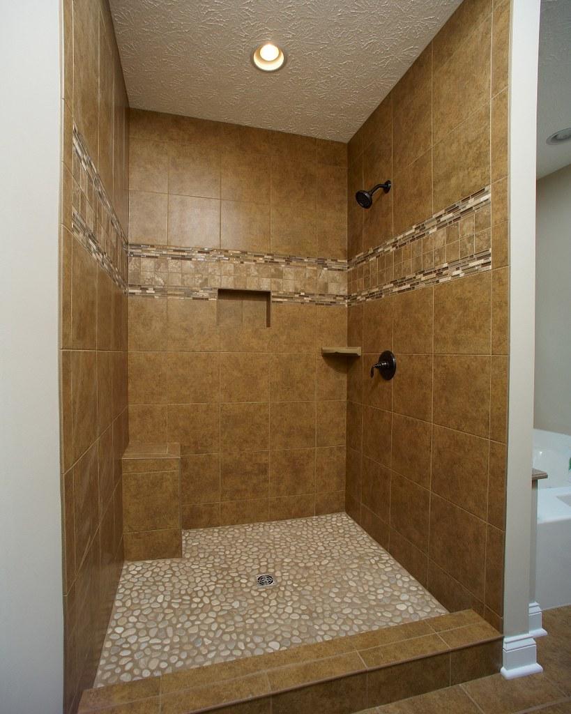 4 u0026 39  ceramic tile shower