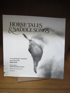 Horse Tales and Saddle Songs edited by Judy Steel | by Scottish Poetry Library