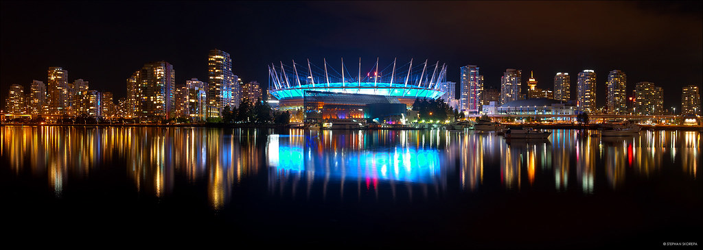 vancouver skyline wallpapers widescreen - photo #30