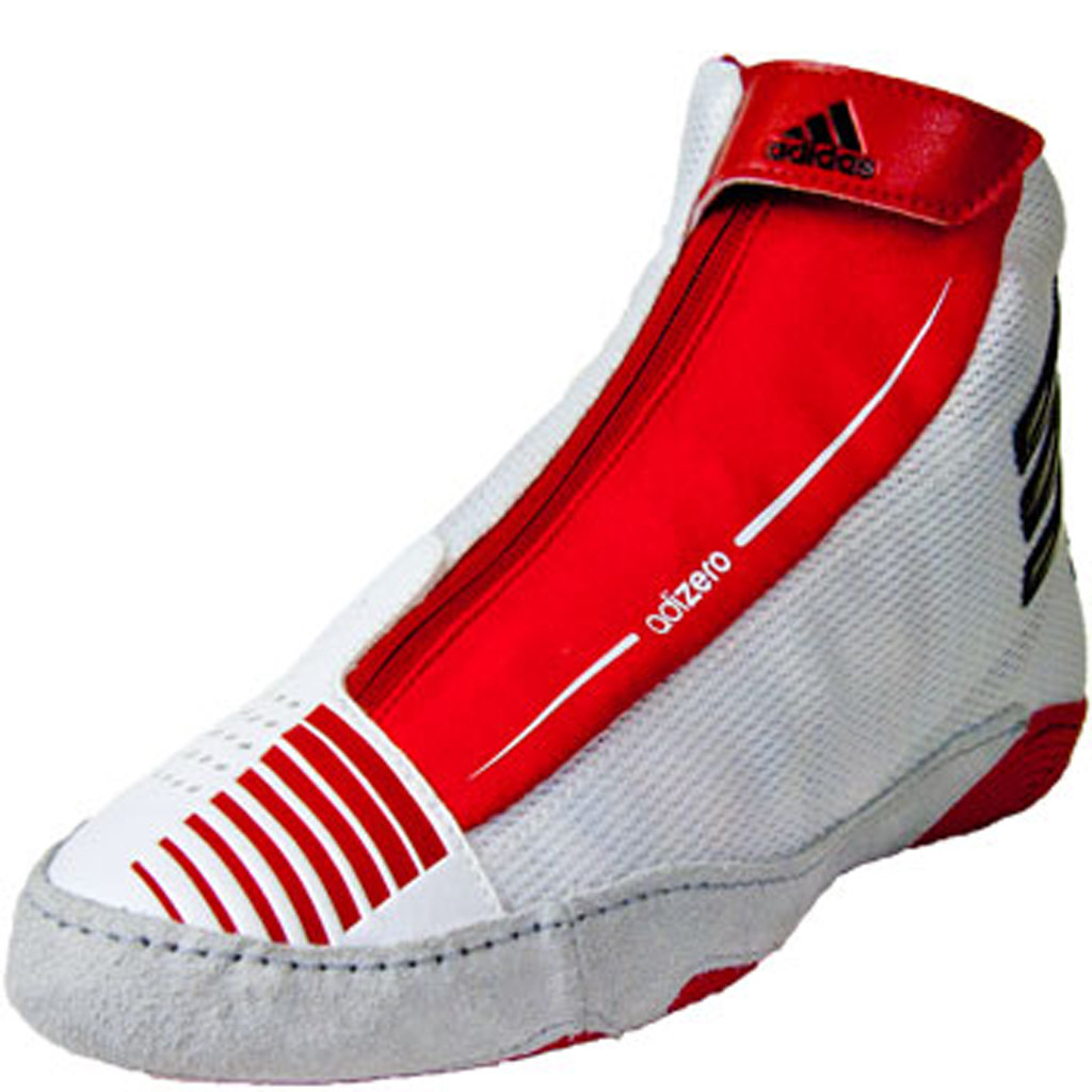 Adizero Wrestling Shoes Red