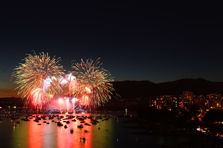 Honda Celebration of Light Aug 1st, 2012 (Italy)