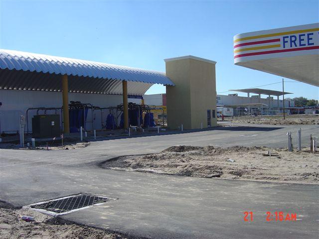 Car Wash Buildings Uk