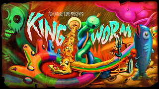 """King Worm"" Title Card 