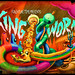 """King Worm"" Title Card"