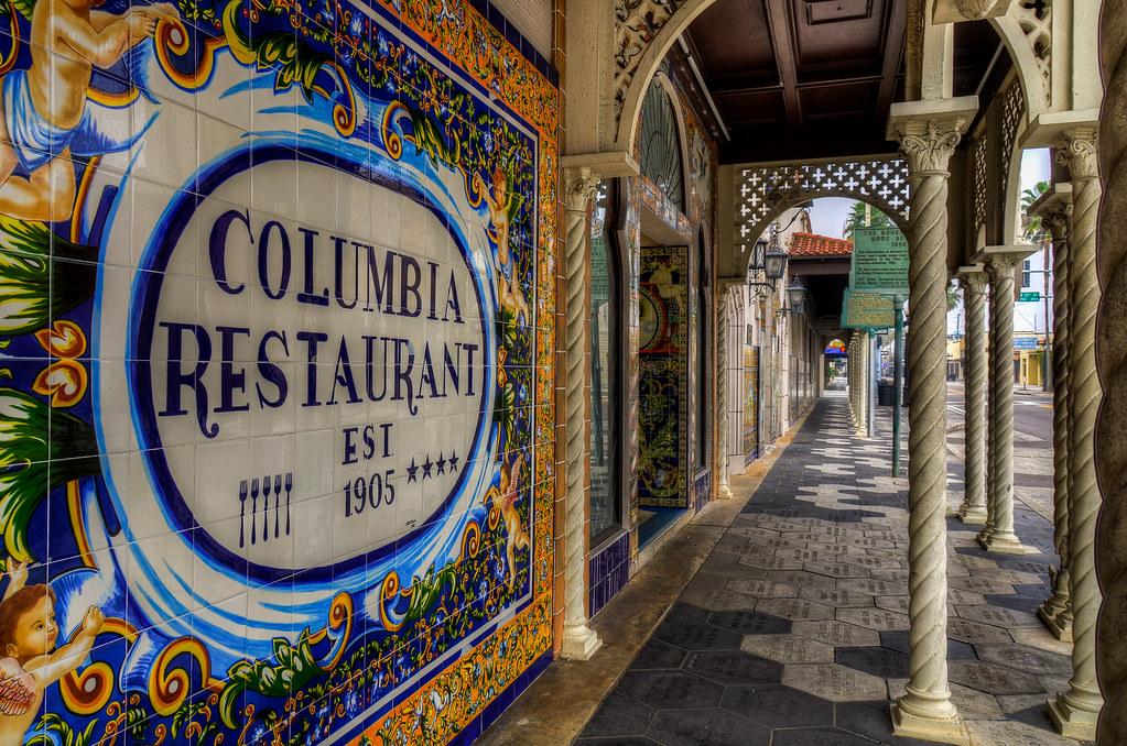 Ybor City Tampa Restaurants