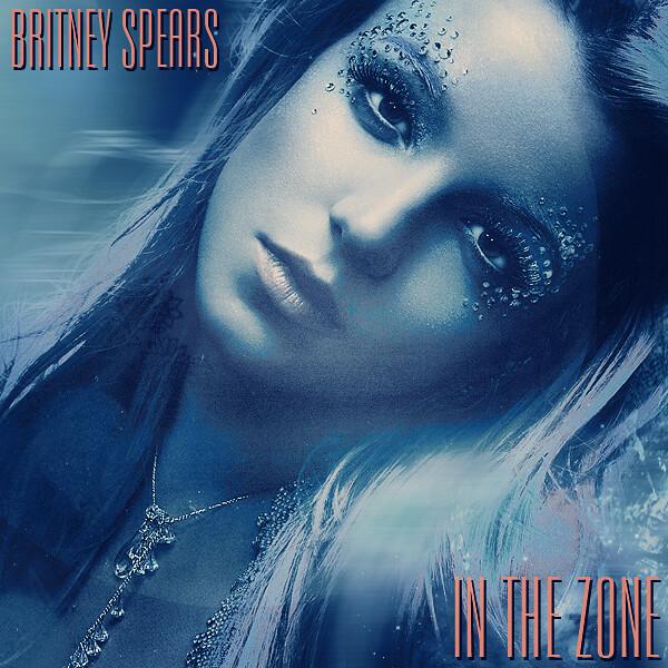 in the zone britney spears album cover - photo #20