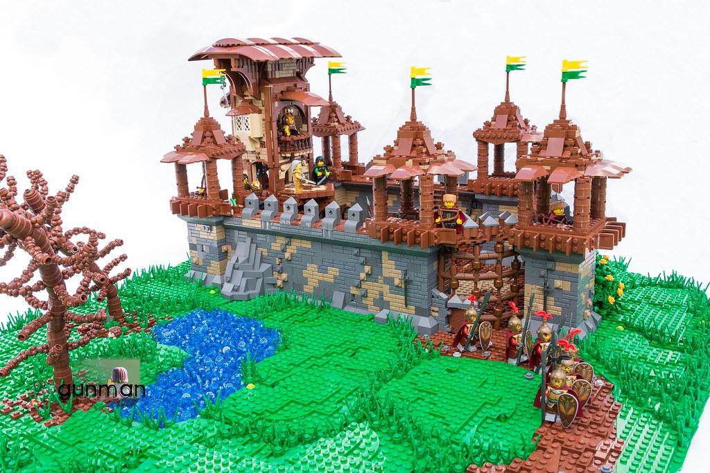 [Guilds of Historica]: Egnatia Fortress  13540137524_540a6b5a0b_b