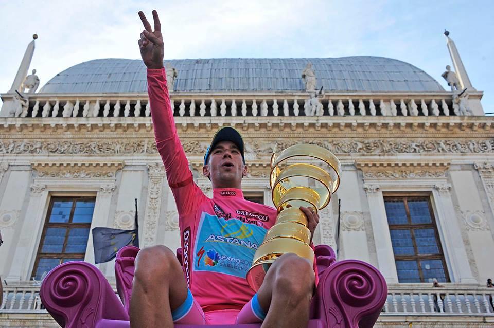Vincenzo Nibali, il Giro d'Italia 2016 è tuo!$